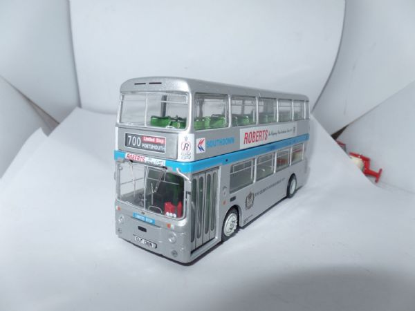 Britbus & Forward 1/76 Buses